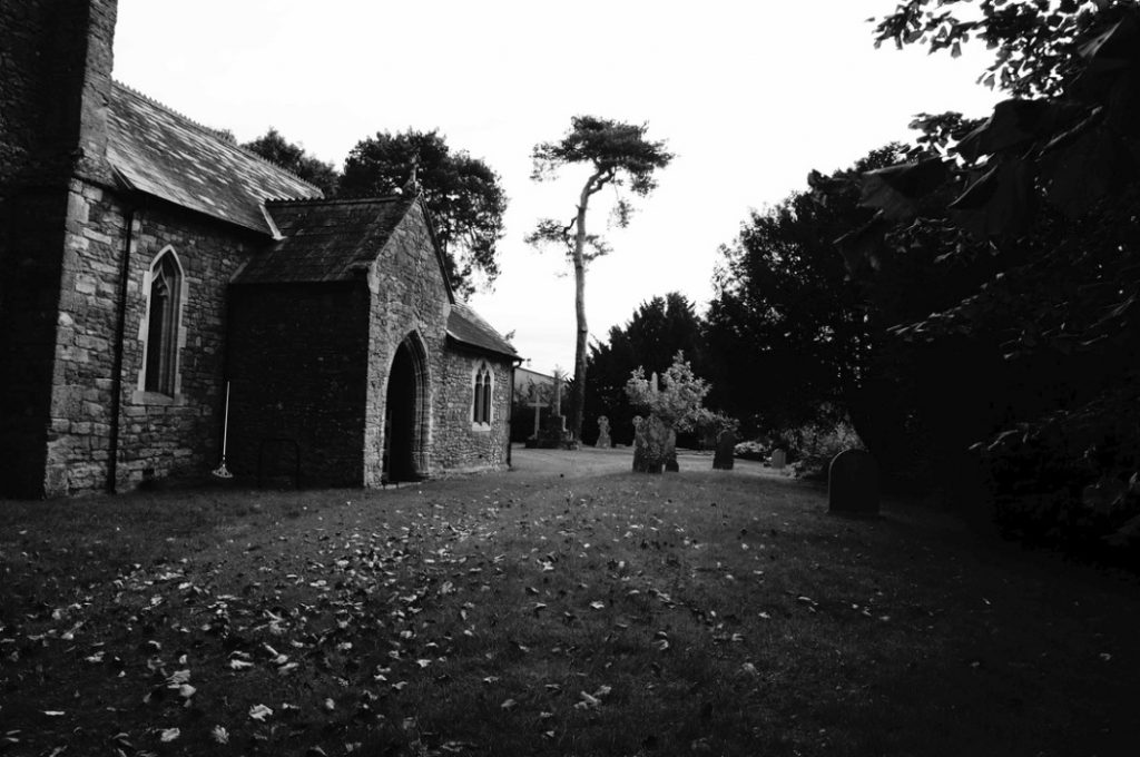 The Church of St John the Baptist. Heathfield. 2013