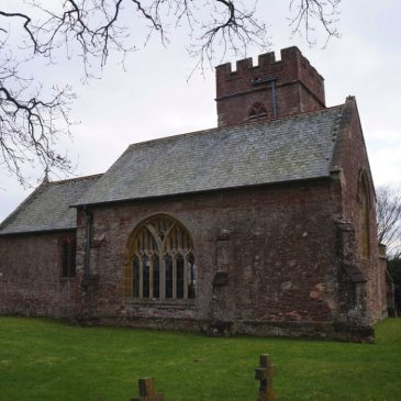Church of St Bartholomew in Oake
