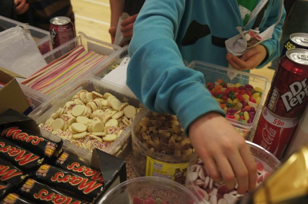Tuck Shop. EVENT youth club. CSL. 2013